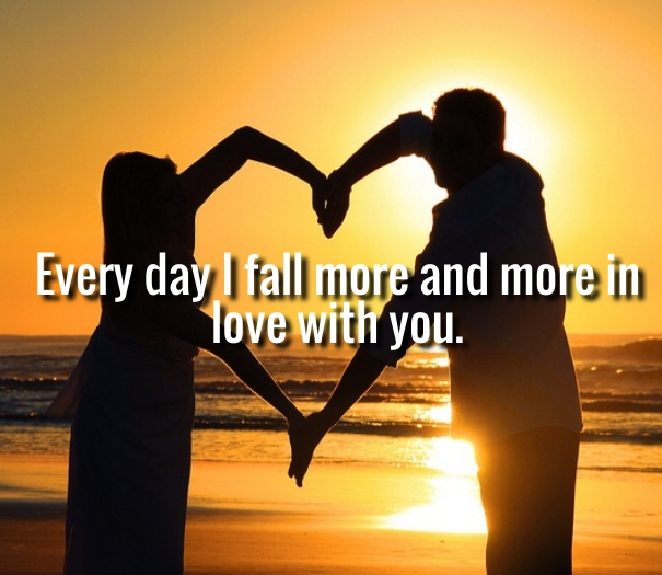 Sweet Quotes To Say To Your Girlfriend